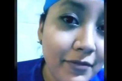 Alumna de medicina desata furia tras burlarse de mujer en labor de parto