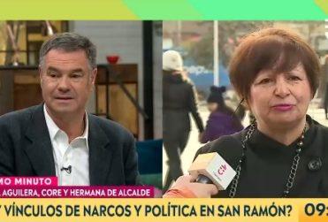 El cruce entre Manuel José Ossandón y hermana del alcalde de San Ramón