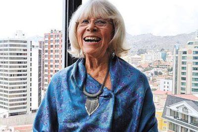 Maduro y Evo Morales lamentan muerte de chilena Marta Harnecker
