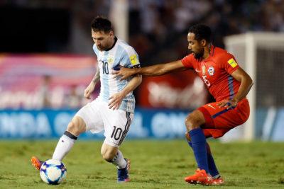 Confirman amistoso de la Roja ante Argentina en Estados Unidos