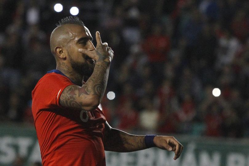 """Arturo Vidal: """"La gente habla que estamos sacando jugadores y eso es mentira"""""""
