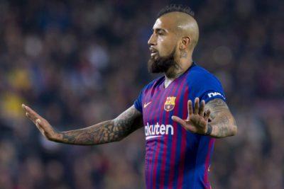 """En España dicen que trueque del Inter con el Barcelona por Vidal """"es imposible"""""""
