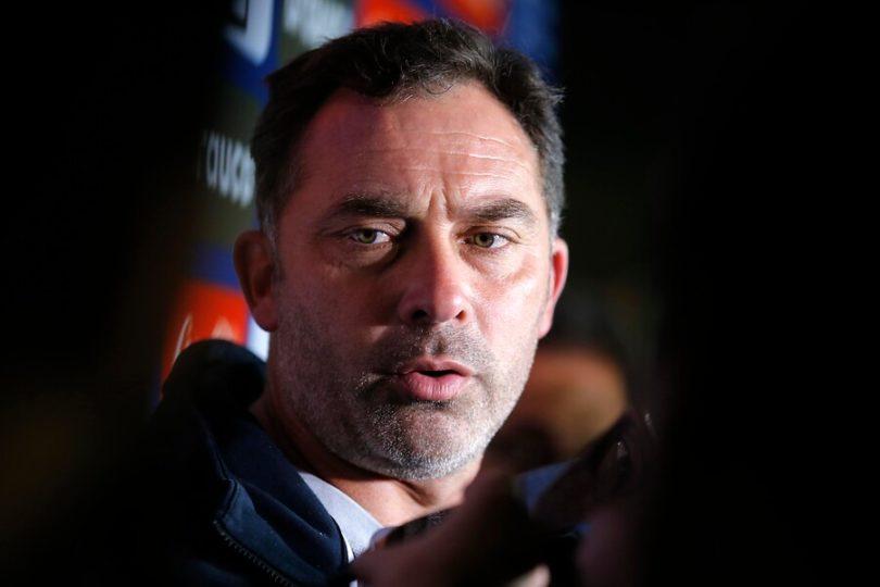 Presidente de la ANFP ratifica que Caputto renunció a la Roja sub 17 para irse a la U