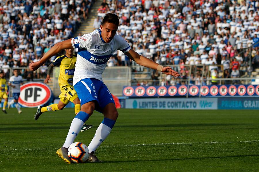 Diego Valencia fue hospitalizado tras sufrir un accidente en el gimnasio de San Carlos de Apoquindo