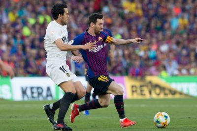 """Van Gaal cuestionó a Messi: """"¿Cuántas Champions han ganado con el que dicen que es el mejor jugador del mundo?"""""""