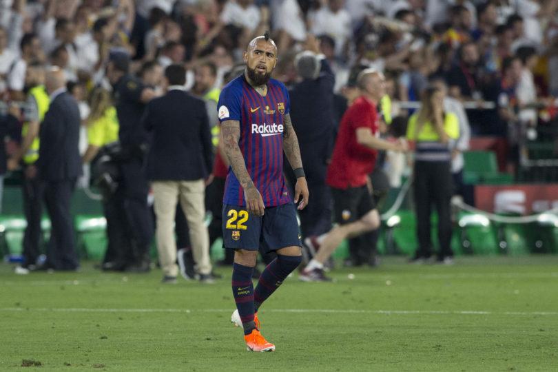 Vidal aún no alcanzaría nivel de intransferible y Barcelona se abriría a ofertas