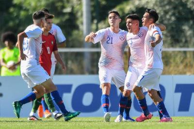 La Roja Sub 23 se despidió de Toulon con ajustado triunfo ante China
