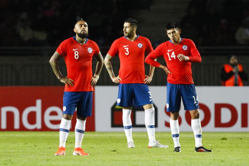 Chile cayó en ranking FIFA y sigue lejos del top ten previo a la Copa América 2019
