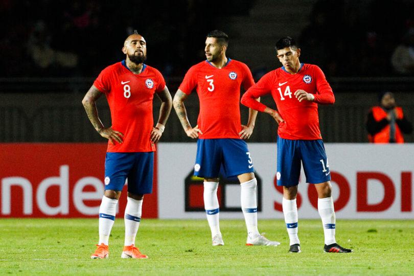 Cero fe: estudio le dio a la Selección Chilena un 5% de chances de ganar la Copa América