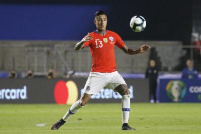 Pulgar, Maripán y Sánchez: los chilenos en el once ideal del debut de la Copa América 2019