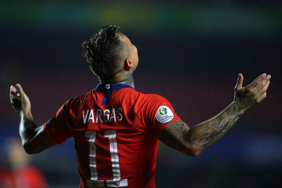 """Padre de Vargas tiene fe: """"No descarten que va a ser el goleador de la Copa"""""""