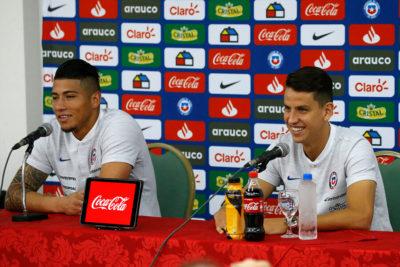"""Cortés y Lichnovsky ponen calma en la Copa: """"Sería malo pensar que somos favoritos"""""""