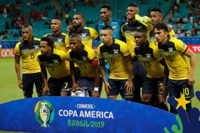 Copa América: Ecuador y Japón darán la lucha por el último cupo a cuartos de final