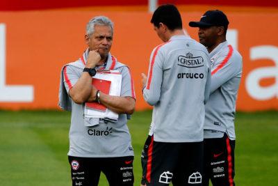 Jara y Hernández podrían ser titulares: La Roja ya entrena pensando en el duelo ante Colombia