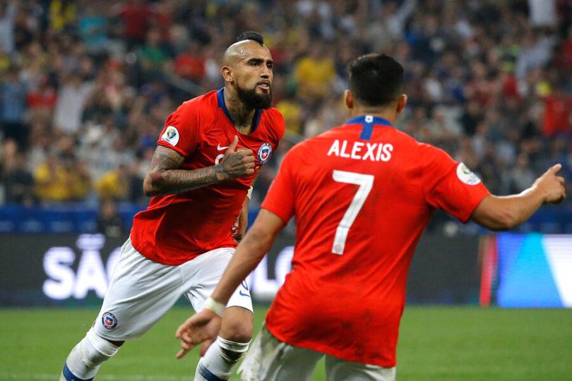 La Roja vence a Colombia en penales y clasifica a la semifinal de la Copa América