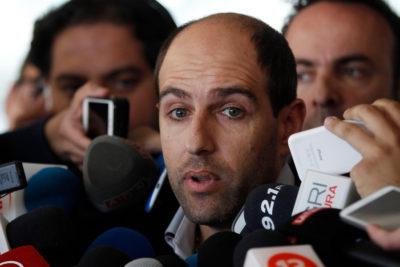FOTO   Actor Andrés Parra vuelve a mostrar su personificación de Sergio Jadue