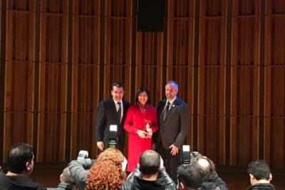 Premio Impulsa Talento Femenino 2019 recae en ENAP