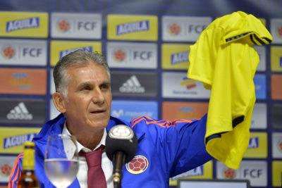 """DT de Colombia: """"Soy el responsable de esta no clasificación"""""""