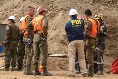 """""""Fue terrible"""": impactante relato del sobreviviente del accidente en mina San José de Tocopilla"""
