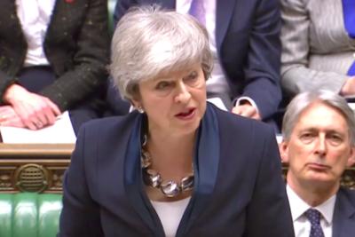 Theresa May firma su renuncia y abre la carrera por la sucesión en Reino Unido