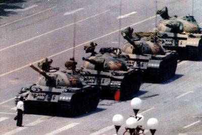 Gobierno chino mantuvo el silencio por los 30 años de la masacre de Tiananmen