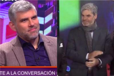 """""""Hay gente que se hace la 'vístima'"""": respuesta de Guarello a De Tezanos a semanas de la broma a Fran García-Huidobro"""
