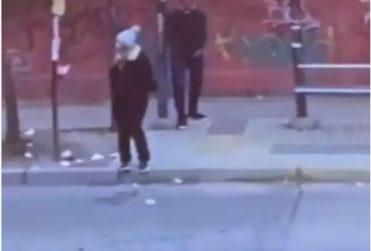 Impactante registro de acoso callejero en Maipú