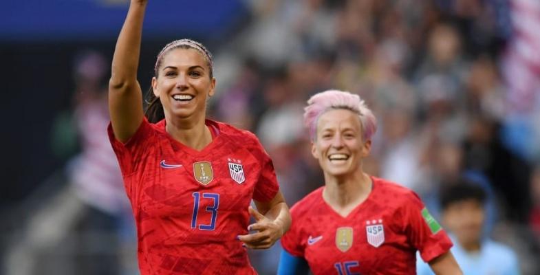 VIDEO | Los 13 goles que recibió Tailandia de Estados Unidos en el Mundial Femenino