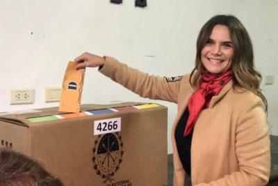 De la farándula a la política: Amalia Granata oficializó su victoria y se convirtió en diputada de Argentina
