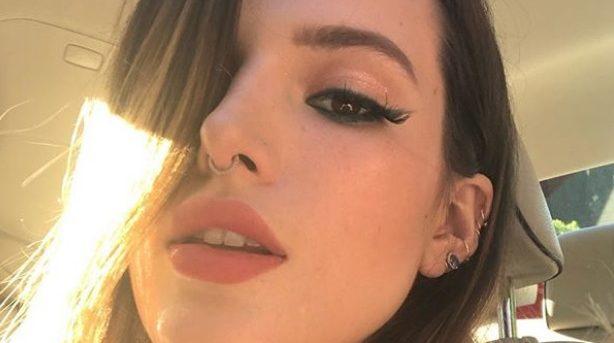 """""""No puedes controlar mi vida, nunca lo harás"""": Bella Thorne publica fotos íntimas tras ser extorsionada"""