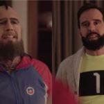 VIDEO |Stefan Kramer logra reconciliar a Bravo y Vidal en nuevo viral dedicado a La Roja