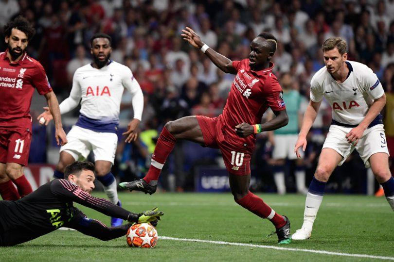 El Liverpool supera al Tottenham y se queda con la Champions League