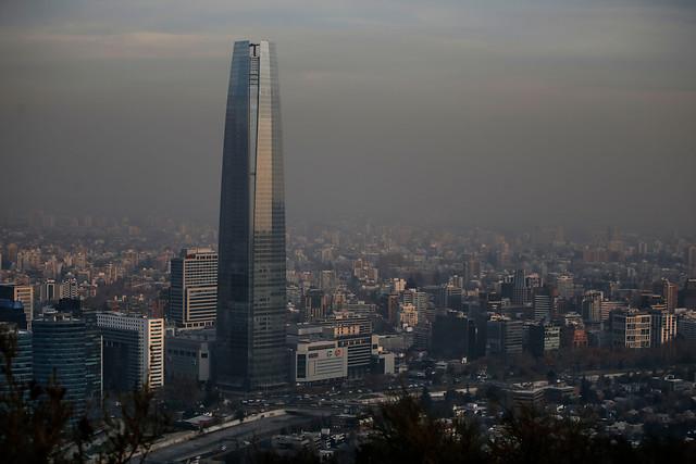 Intendencia declaró la octava alerta ambiental de 2019 para la RM