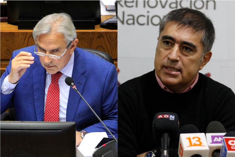 """""""Se necesita unidad, humildad y poco ego"""": Sergio Melnick tuvo que parar en seco a Moreira y Desbordes por discusión tuitera sobre Kast"""