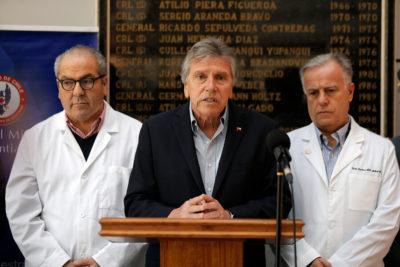FF.AA. inician plan de apoyo a red de salud pública durante el invierno