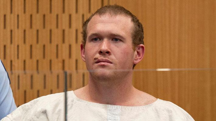 Acusado de atentados de Nueva Zelanda se declara inocente