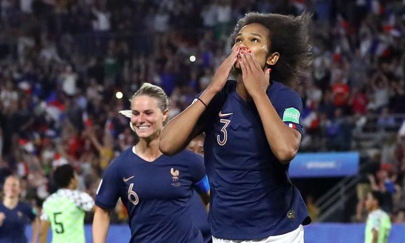 Francia le dio un respiro a la Roja en su sueño por avanzar en el Mundial Femenino
