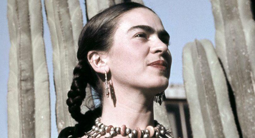 La voz que difundió la Fonoteca no es de Frida