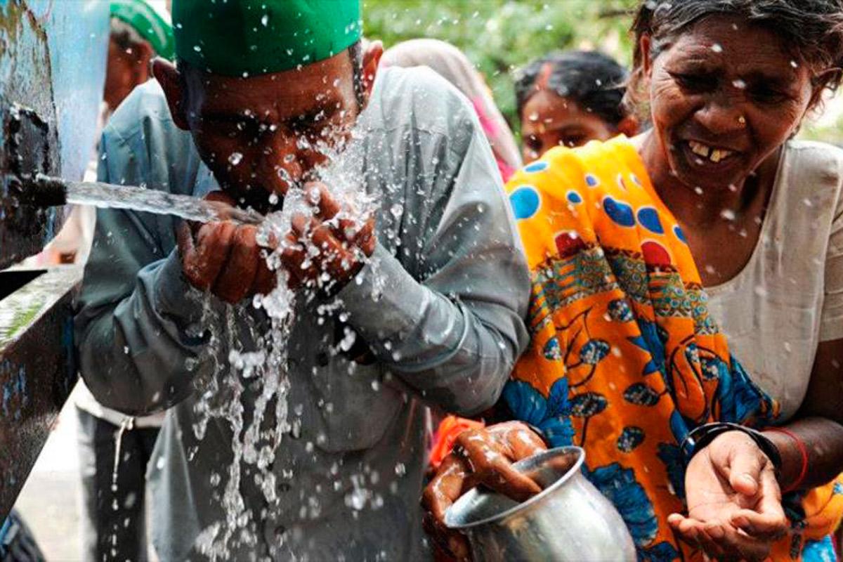 Más de 70 muertos en la India por ola de calor de 50 grados