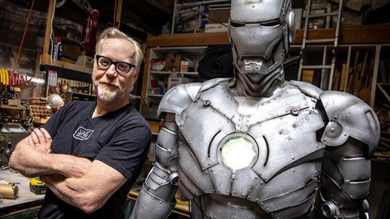 Impresionante réplica de Iron Man: es a prueba de balas y capaz de volar