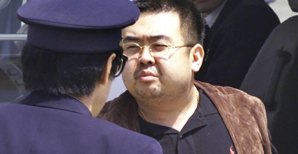 Hermanastro asesinado de Kim Jong-un habría sido informante de la CIA