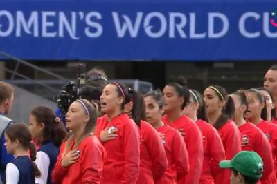 El sentido mensaje que le dedicó Metro de Santiago a la Roja femenina tras su eliminación del Mundial