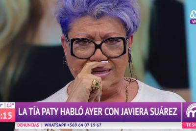 """""""Me haces reír con esta enfermedad de mierda"""": Patricia Maldonado reveló emotivo mensaje que recibió de Javiera Suárez"""