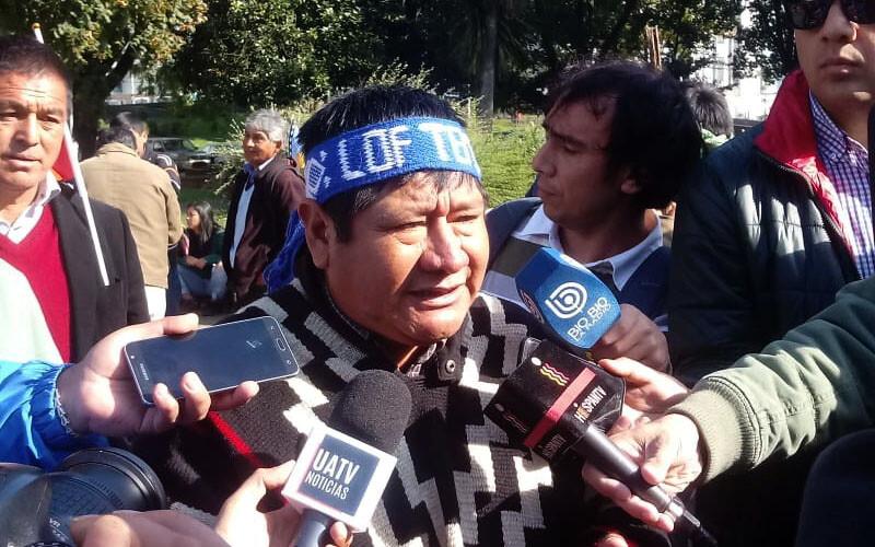 """""""Que nunca más puedan dispararle a un ser humano"""": la respuesta de la familia de Camilo Catrillanca a mea culpa de carabinero formalizado"""