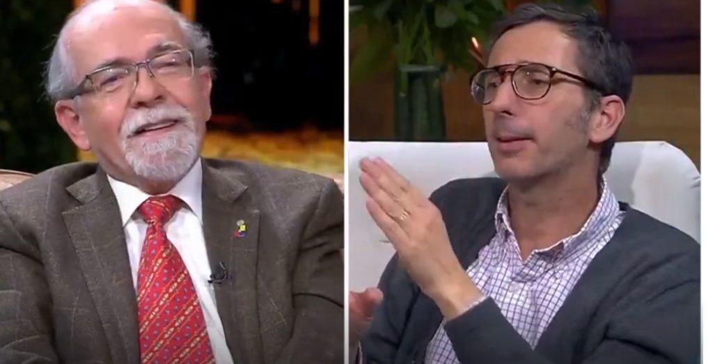 La burlesca risa de José Maza ante pregunta de Matías del Río sobre el eclipse
