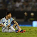 Burla mundial por caída de Messi y Argentina