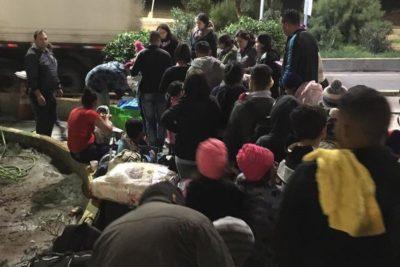 Asesor de Migraciones descartó problemas humanitarios en paso fronterizo de Arica