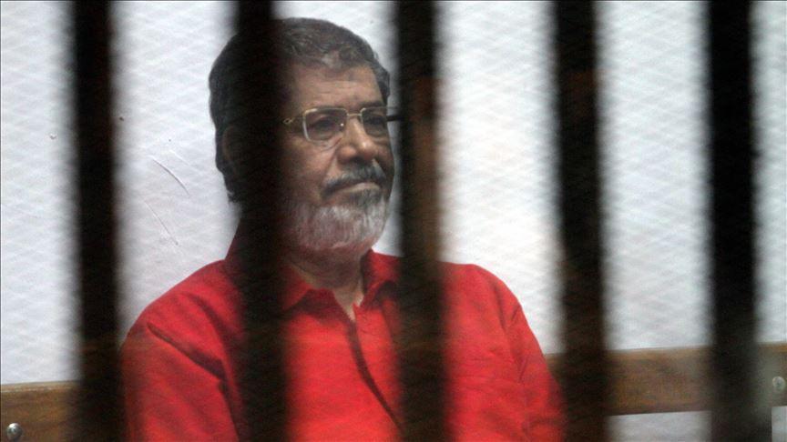 """""""Casi en secreto: un día después de su muerte y de madrugada fue sepultado  Mohamed Morsi"""""""