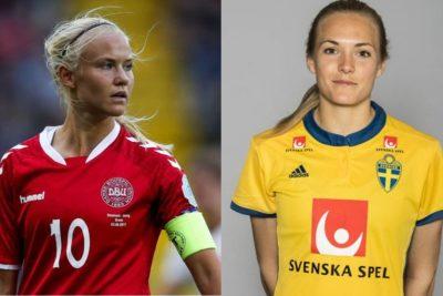 Mundial Femenino: el beso entre jugadoras rivales que se volvió viral