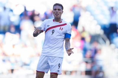 """Paolo Guerrero: """"Estamos en condiciones de ganar a Chile"""""""
